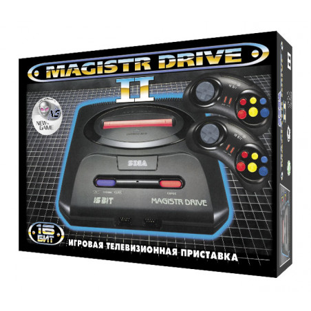Игровая приставка Sega Super Drive 11 (95 встроенных игр )