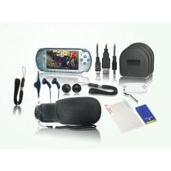 Мягкий чехол Soft Bag и ремешок для PSP Go  Game Guru PSPGO-Y054 черный