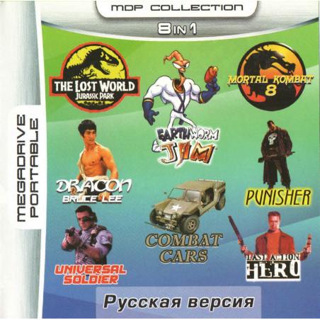 Картридж SEGA Crash Bandicoot (русская версия)