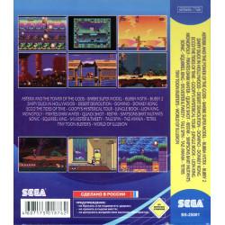 Sega Mega Drive Spider Мan (70 встроенных игр)