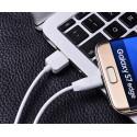 Мышь Ritmix RMW-560 беспроводная, USB, чёрно-голубая