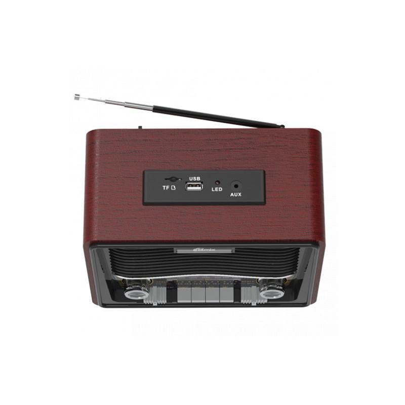 Мышь Ritmix RMW-560 беспроводная, USB, чёрная