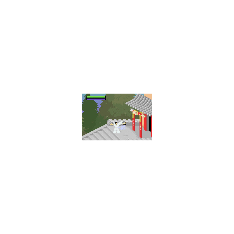 Картридж SEGA 8 в 1 [A-801] (Игры для девочек)