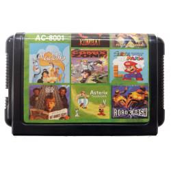 Игровая приставка Sega Magistr Drive 2 (160 встроенных игр)