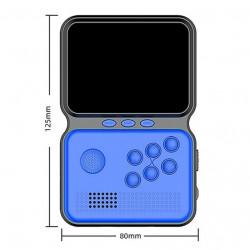 USB 2.0 накопитель 16GB Smartbuy LARA синий