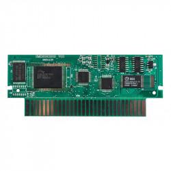 Кабель USB - microUSB, 1m, черный