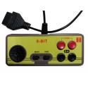 Радиоприемник PuXing PX-P10BT USB/SD, красный